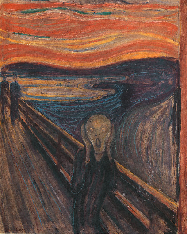the scream munch essay Essays - largest database of quality sample essays and research papers on edvard munch the scream.